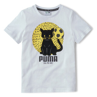 Շապիկ Puma Animals Suede Tee